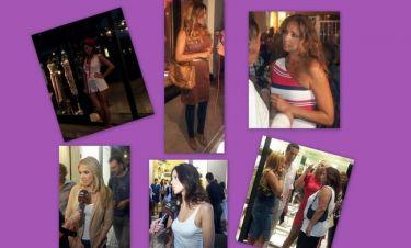 Όλα όσα έγιναν στο 3ο fashion night out στην Αθήνα