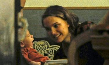 Natalie Portman: Νέα έξοδος με τον Aleph