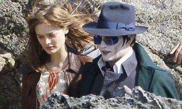 Ο Johnny Depp… βαμπίρ