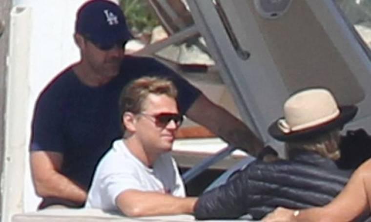 Ο Leonardo DiCaprio… λιάζεται στο Σίδνεϊ