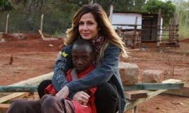 Έτοιμο το φιλανθρωπικό έργο της Βίσση Στην Κένυα