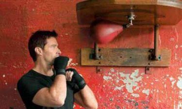 Hugh Jackman: Δεν τρελαίνομαι για τη γυμναστική