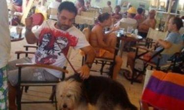 O Γρηγόρης, ο σκύλος και  η ταξιδιωτική εκπομπή