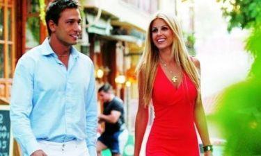 Μαρακάκης-Ράπτη: Ρομαντικές στιγμές στη Χαλκιδική