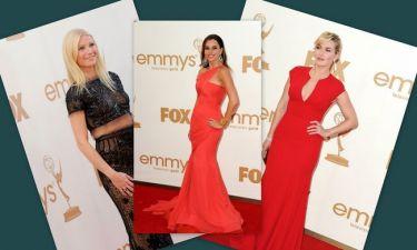 Βραβεία Emmy: Οι πιο εντυπωσιακές εμφανίσεις στο κόκκινο χαλί