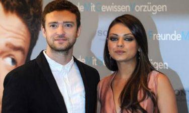 Mila Kunis – Justin Timberlake: Βάζουν τα πράγματα στη θέση τους για τον χάκερ