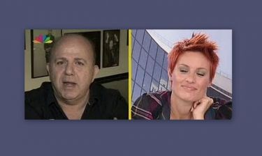 Video: Νίκος Μουρατίδης: «Η Μενεγάκη είναι ενθουσιασμένη που πάει μεσημέρι»