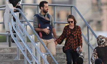 Natalie Portman - Benjamin Millepied: Στη Γενεύη με τον Aleph