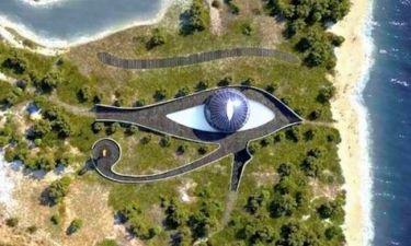 Τι σπίτι – μάτι της Naomi Campbell!