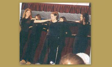 Ποια είναι η παρουσιάστρια που χορεύει χασάπικο;