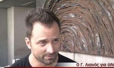 Video: Γιώργος Λιανός: «Ναι έφαγα τη θέση της Καρποντίνη»