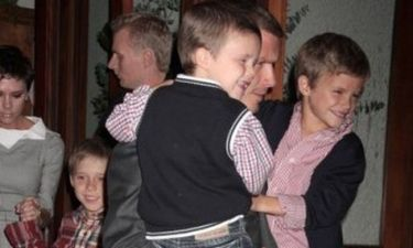 Victoria-David Beckam: Έτοιμοι να αποκτήσουν πέμπτο παιδί!