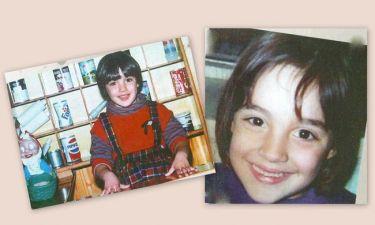 Ποιο είναι το κοριτσάκι στις φωτογραφίες;