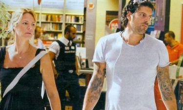 Έλενα Κατραβά-Λορέντζο Καριέρε: Βόλτα για δυο σε εμπορικό κέντρο