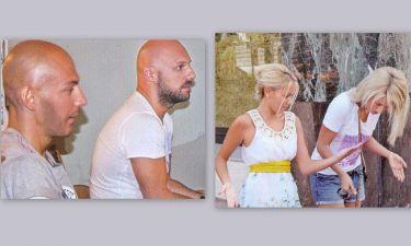 Μουτσινάς- Ηλιάκη: Στο τρέιλερ της εκπομπής με τους σωσίες τους