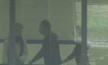 Τραυματίστηκε στις πρόβες του Dancing on ice ο Βασίλειος Κωστέτσος