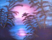 Άντζυ Σαμίου: Τώρα και ζωγράφος