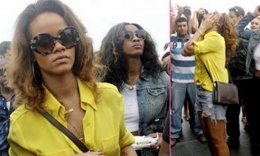 Η Rihanna στα αξιοθέατα του Ριο Ντε Τζανέιρο