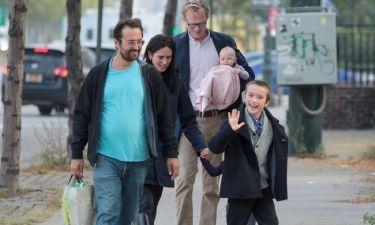 Jennifer Connelly – Paul Bettany: Βόλτες με την Agnes