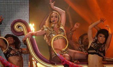 Video: Η Britney… τσαρίνα στη Μόσχα