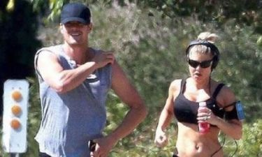 Fergie: «Τρέχει και δεν φτάνει...»