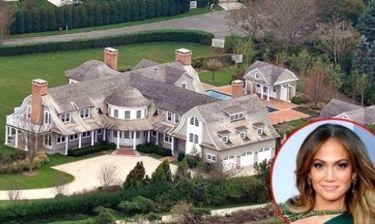 Ιδού το αξίας... 18 εκατομμυρίων δολαρίων καινούργιο «παλάτι» της Lopez