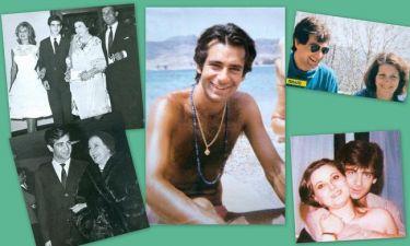 Η ζωή του Αλέξανδρου Αντωνόπουλου μέσα από τις φωτογραφίες