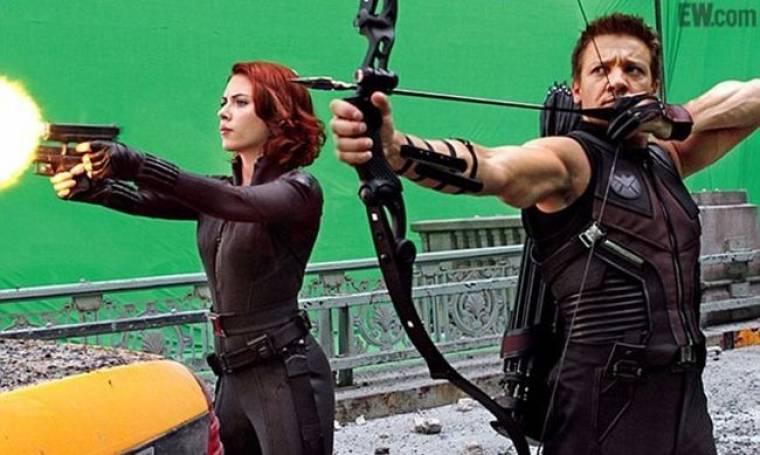 Το ΕW αφιερωμένο στους Avengers