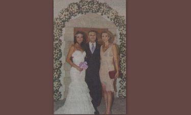 Νέες φωτογραφίες από το γάμο της χορογράφου του Dancing, Έμιλυ Ματθαιακάκη