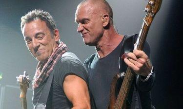 Video: Όλα όσα έγιναν στη συναυλία – αφιέρωμα στον Sting