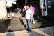 Θάνος Πετρέλης: Χαλάρωση πριν την πρεμιέρα