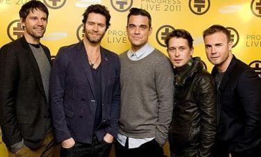 Take That: Ξανά τέσσερις…