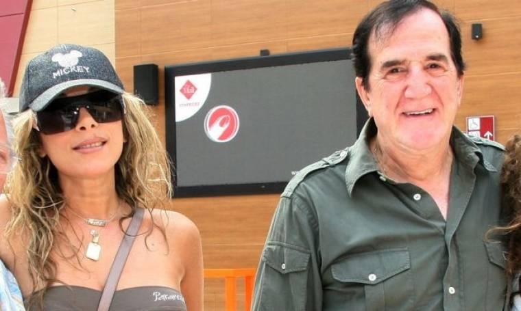 Γιώργος Κωνσταντίνου: Η πρώην σύζυγος του μιλάει για το χωρισμό τους