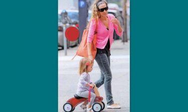 Sarah Jessica Parker: Βόλτα με την κορούλα της