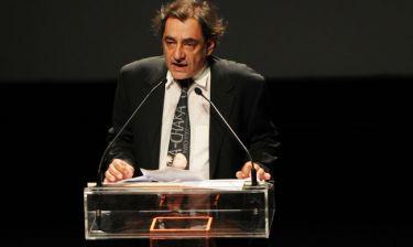 Αντώνης Καφετζόπουλος: «Ένιωσα ικανοποίηση με το βραβείο»