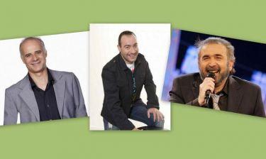 Γιώργος Μητσικώστας: Η συνεργασία με τον  Καλυβάτση και η συνάντηση με τον Λαζόπουλο
