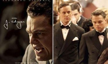 Το πρώτο πόστερ του J Edgar Hoover