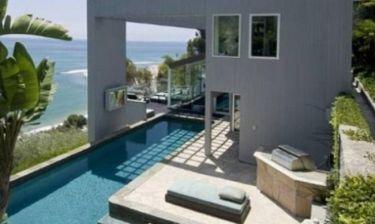 Ποιος σταρ πουλάει το συγκεκριμένο σπίτι;