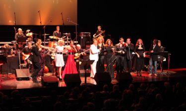 Μίμης Πλέσσας: Μάγεψε το κοινό με τα «Τραγούδια που δεν έχουν εποχές»