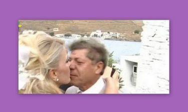 Παντρεύτηκε ο Βαγγέλης Κονιτόπουλος