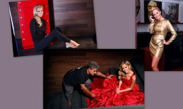 Φανή Δρακοπούλου: Στα γυρίσματα του νέου της videoclip