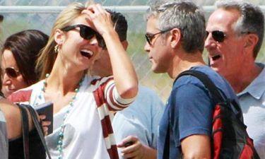 George Clooney: Διακοπές με την αγαπημένη του στο Μεξικό