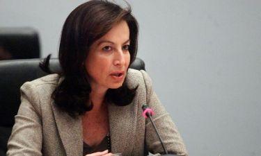 Άννα Διαμαντοπούλου: Το dress code της στέρησε την μηχανή