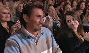 Ο Κακλαμανάκης στην πρεμιέρα του Λαζόπουλου