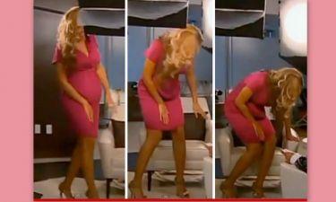 Video: Η Beyonce και η κοιλιά που… αλλάζει σχήμα