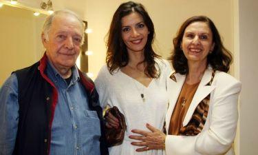 Κατερίνα Λέχου: Το καμάρι των γονιών της