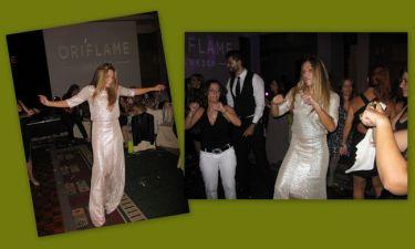 VIDEO: Το ξεφάντωμα της Ελένης Πετρουλάκη!