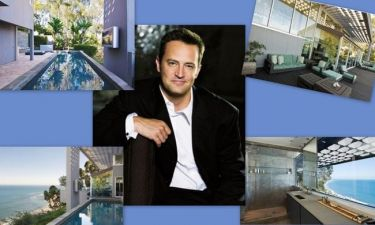Matthew Perry: Πουλάει το παλάτι του στο Μαλιμπού