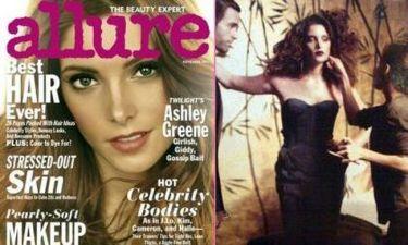 Η Ashley Greene στο Allure