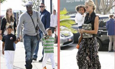 Heidi Klum-Seal: Οικογενειακές στιγμές με τα παιδιά